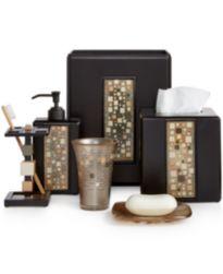 Croscill Bath, Mosaic Bath Accessories
