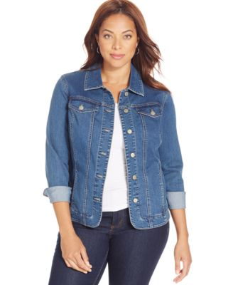 Women's Plus Size Jackets - Macy's