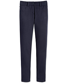 Nautica Big Girls & Big Girls Plus Knit Denim-Look Leggings