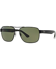Polarized Sunglasses, RB3530