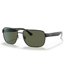 Ray-Ban Polarized Sunglasses, RB3530