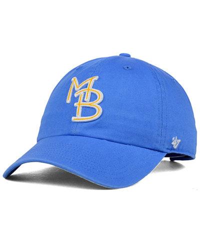 '47 Brand Myrtle Beach Pelicans Clean Up Cap