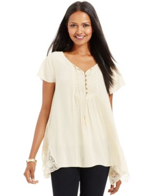 Macys Womens Tops And Blouses 119