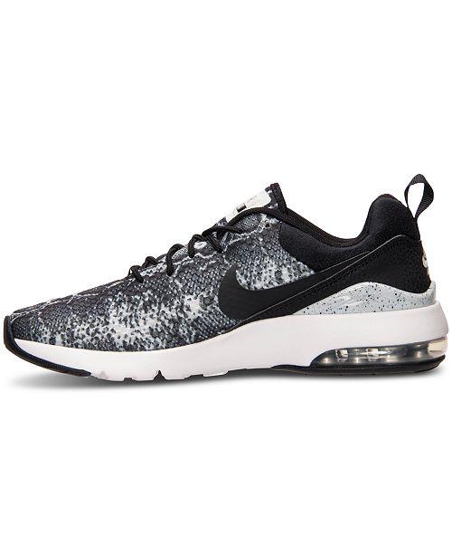 buy popular 30b07 93a1b ... Nike Women s Air Max Siren Print Running Sneakers from Finish ...