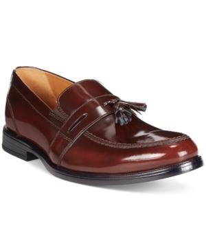 Bostonian Kinnon Step Tassel Loafers Men's Shoes