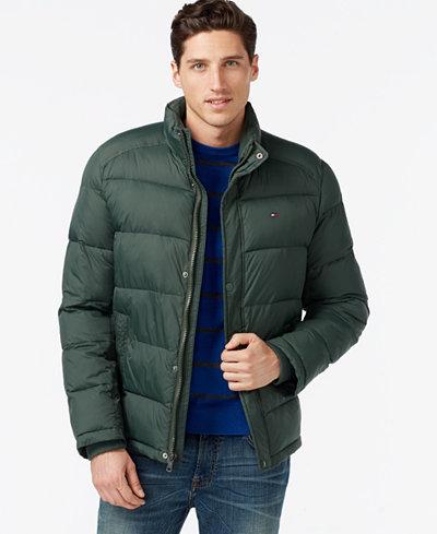 Tommy Hilfiger Classic Puffer Jacket - Coats & Jackets - Men - Macy's