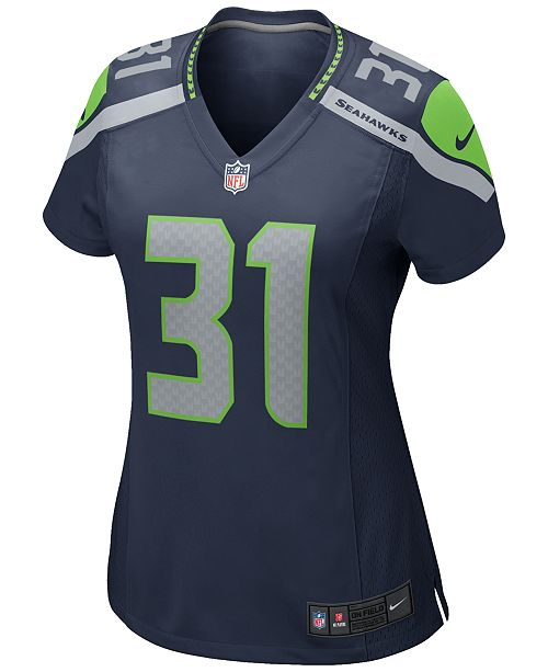 a4ae96d8 Women's Kam Chancellor Seattle Seahawks Game Jersey