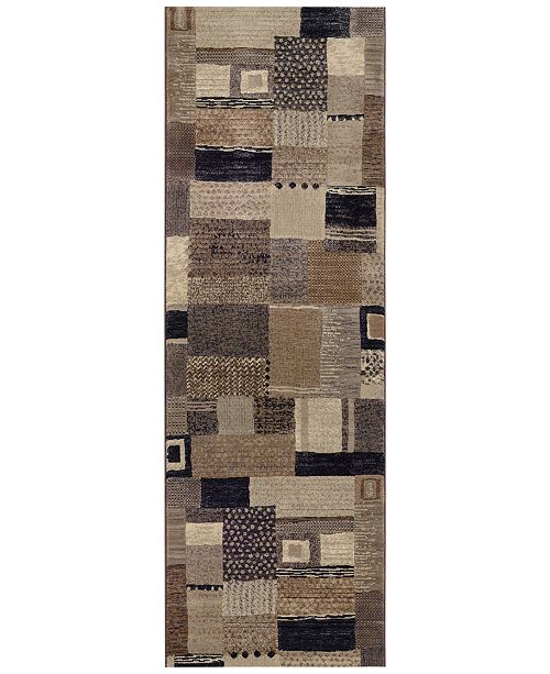 "Couristan Taylor Maribel 2'7"" x 7'10"" Runner Rug"