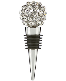 kate spade new york Two of a Kind  Jeweled Bottle Stopper