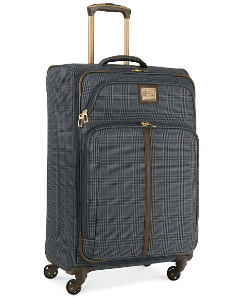 """Weatherproof Vintage CLOSEOUT! 60% OFF Weatherproof Beacon 25"""" Expandable Spinner Suitcase, Created for Macy's"""