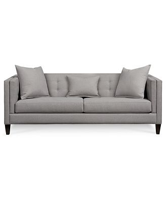 Braylei Track Arm Sofa with 2 Toss Pillows Furniture