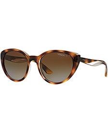 Vogue Eyewear Polarized Sunglasses, VO2963S