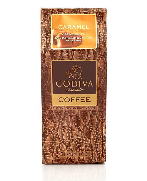 Godiva Coffee 10 oz. Caramel Coffee