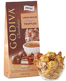 Godiva Individually Wrapped Crème Brulee Truffles