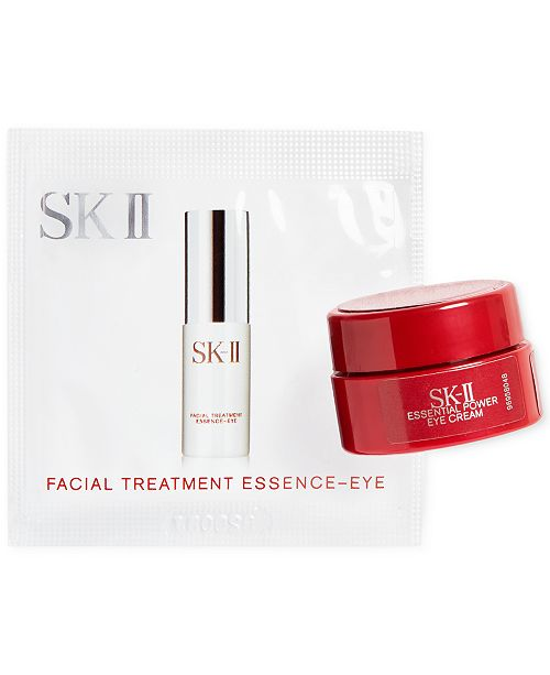 SK-II Receive a Complimentary 2-Pc. Gift with any $200 SK-II purchase