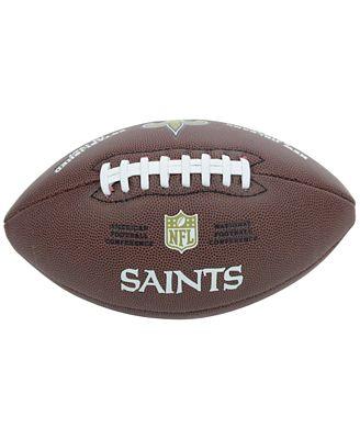 Wilson Sport New Orleans Saints Composite Football