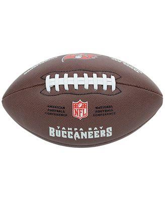 Wilson Sport Tampa Bay Buccaneers Composite Football