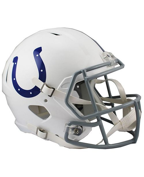 Riddell Indianapolis Colts Speed Replica Helmet