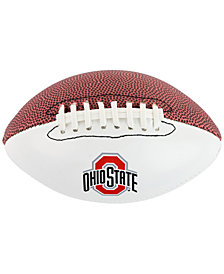 Baden Ohio State Buckeyes Mini Autograph Football
