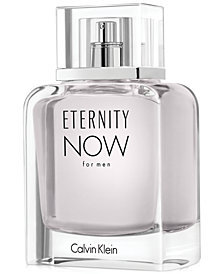 Calvin Klein ETERNITY NOW for men Fragrance Collection