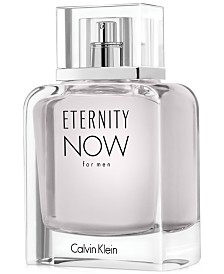 Calvin Klein ETERNITY NOW for men Eau de Toilette, 3.4 oz