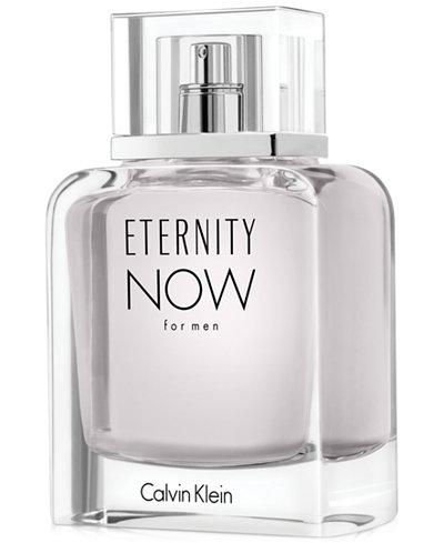 Calvin Klein ETERNITY NOW for men Eau de Toilette, 3.4 oz