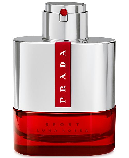 Prada Men's Luna Rossa Sport Eau de Toilette Spray, 1.7 oz.