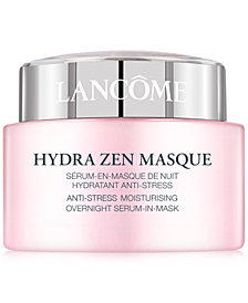 Lancôme Hydra Zen Anti-Stress Moisturising Overnight Serum-in-Masque, 2.5 oz.