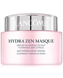 Lancôme Hydra Zen Anti-Stress Moisturizing Overnight Serum-in-Masque, 2.5 oz.