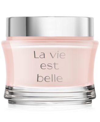 La vie est belle Exquisite Fragrance Body Cream, 6.7 oz