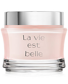 Lancôme La vie est belle Exquisite Fragrance Body Cream, 6.7 oz