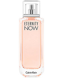 Calvin Klein ETERNITY NOW Eau de Parfum, 3.4 oz