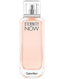 Calvin Klein ETERNITY NOW for women fragrance
