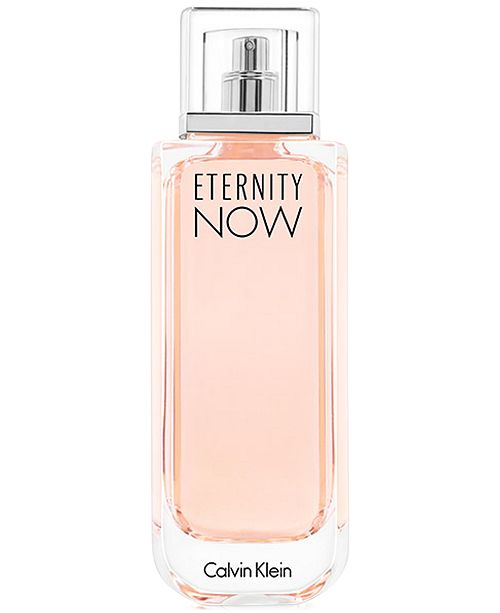 Calvin Klein ETERNITY NOW Eau de Parfum, 3.4 oz