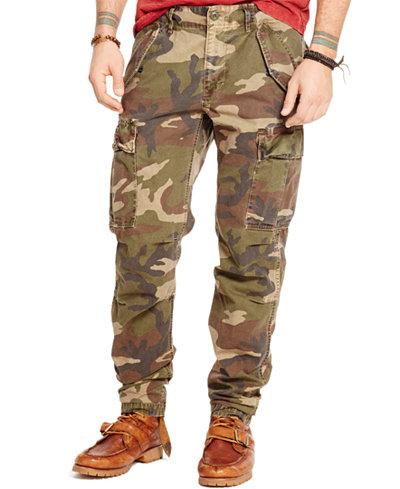 Denim & Supply Ralph Lauren Men's Field Cargo Pants - Pants - Men ...