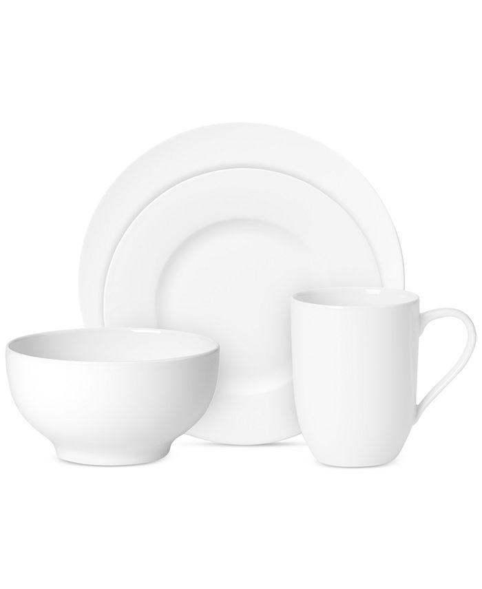 Villeroy & Boch - For Me Collection Porcelain 4-Pc. Place Setting
