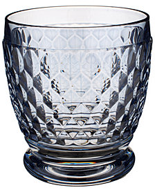 Villeroy & Boch Drinkware, Boston Double Old-Fashioned Glass