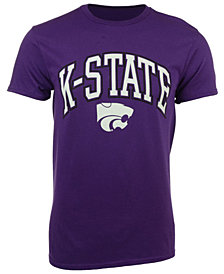 J America Men's Kansas State Wildcats Midsize T-Shirt