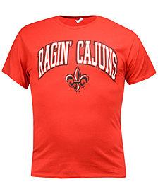 J America Men's Louisiana Ragin' Cajuns Midsize T-Shirt