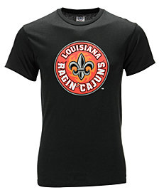 J America Men's Louisiana Ragin' Cajuns Big Logo T-Shirt