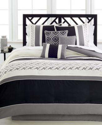 Fletcher 7-Pc. Queen Comforter Set
