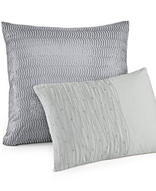 "Calvin Klein Twilight 18"" Square Decorative Pillow"