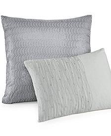 "Calvin Klein Oceanside 12"" x 16"" Decorative Pillow"