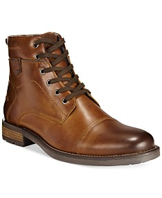 buy popular 7f774 b9cb2 Men's Boots - Macy's