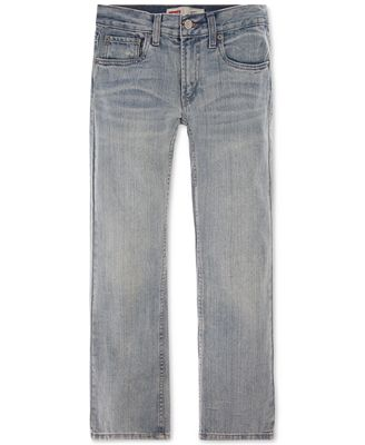 Levi's® Boys' 527 Bootcut Jeans - Jeans - Kids & Baby - Macy's
