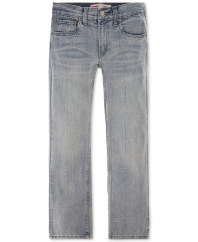 Levi's® Boys' 527 Bootcut Jeans - Jeans - Kids & Baby - Macy's