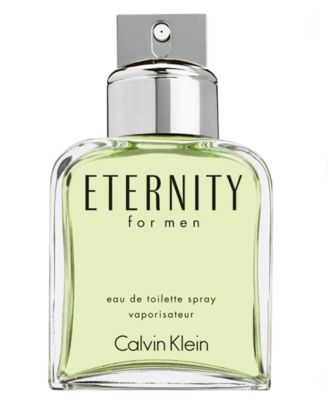 ETERNITY for men Eau de Toilette Spray, 3.4 oz.