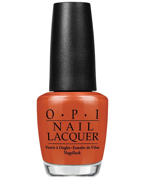 OPI Nail Lacquer, It's a Piazza Cake