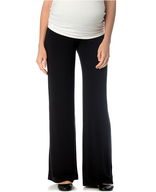 Maternity Wide-Leg Lounge Pants