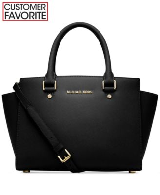 MICHAEL Michael Kors Selma Collection - Handbags \u0026amp; Accessories - Macy\u0026#39;s